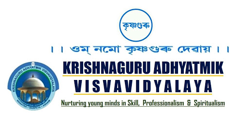 Krishnaguru Adhyatmik Visvavidyalaya, Barpeta Recruitment 2020