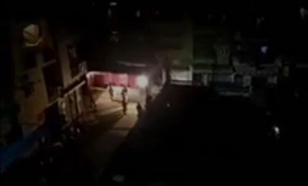 COVID-19: Locals seen breaking barricades, shouting slogans in Padarayanapura, Bengaluru