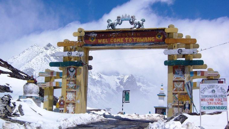 China includes parts of Arunachal Pradesh in its updated ...