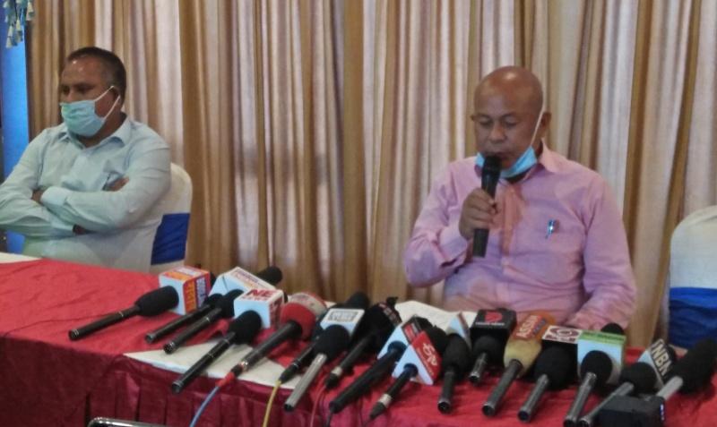 BPF to lodge complaint against UPPL chief Promod Boro: Hagrama Mohilary