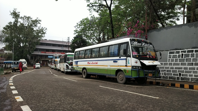 Inter-district transportation for stranded people from Dima Hasao begins