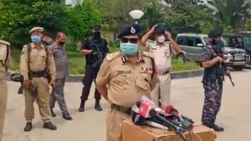 COVID-19 lockdown: strict action will be taken against violators, DGP warns