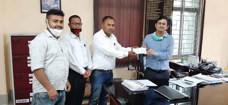Dhakuakhana administration constitutes charitable unit to help needy people