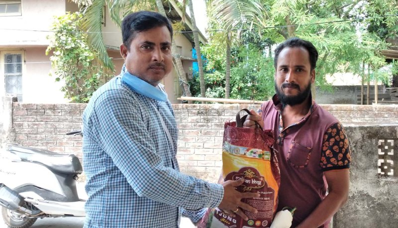 COVID-19 outbreak: Essential items distributed by many NGO