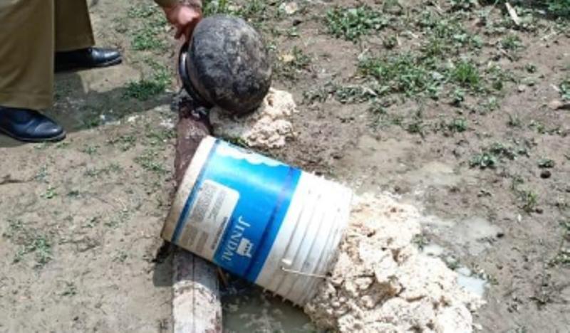 Countrymade liquor across Bongaigaondistrict destroyed