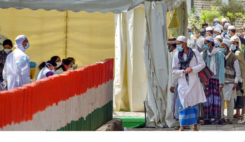 400 coronavirus positive cases linked to Tablighi Jamaat gathering: Health Ministry