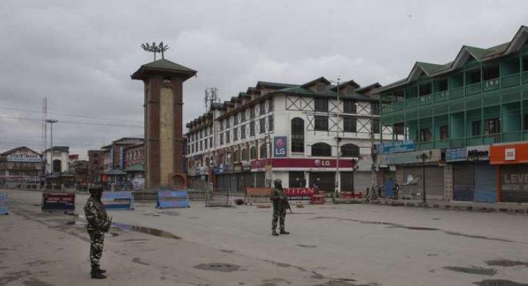 Civil servants' job reserved for residents of Jammu and Kashmir