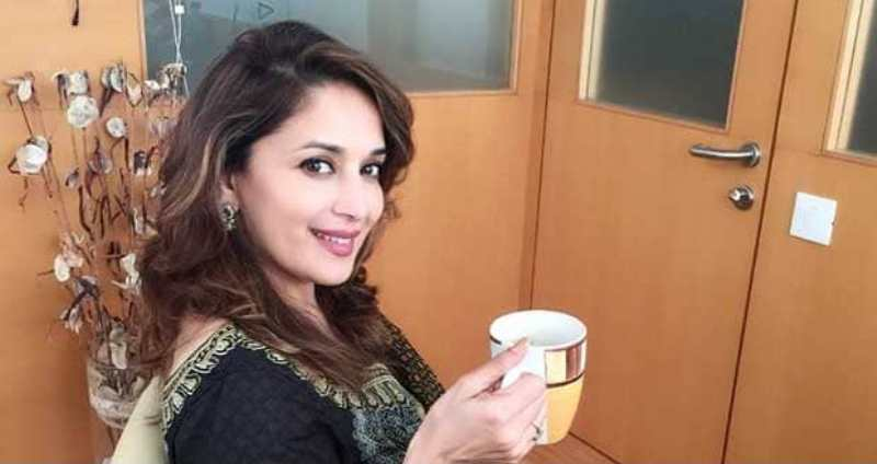 Bollywood Actress Madhuri Dixit-Nene shares recipe of her favourite cookies
