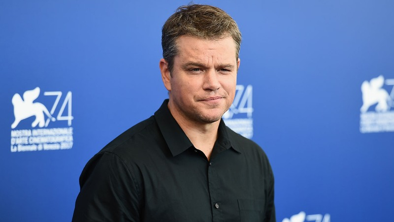'You can save lives just by staying away' Says Matt Damon