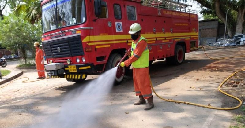 COVID-19: ONGC, Assam Asset sanitizes operational areas