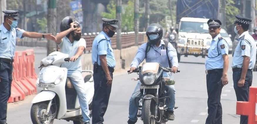 COVID-19 guidelines: Pillion riding banned; only two allowed in one car in Guwahati