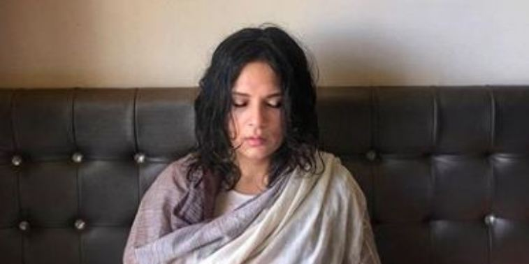Bollywood Actress Richa Chadha takes up meditation