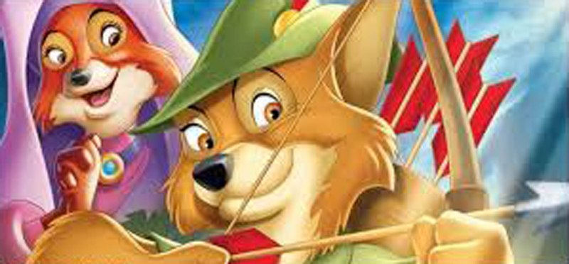 Robin Hood animated Disney remake coming soon
