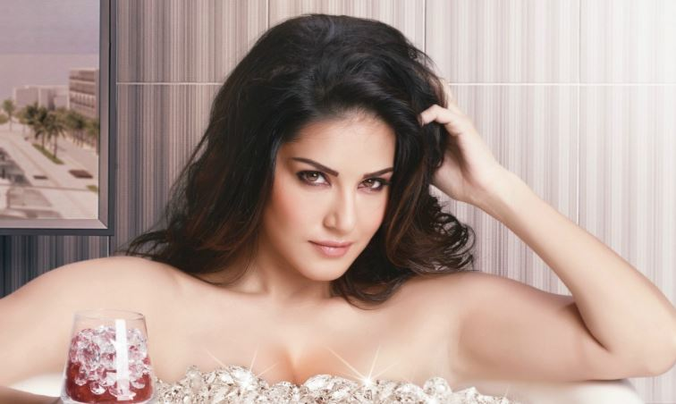 Actress Sunny Leone comes up with an online chat show on Instagram