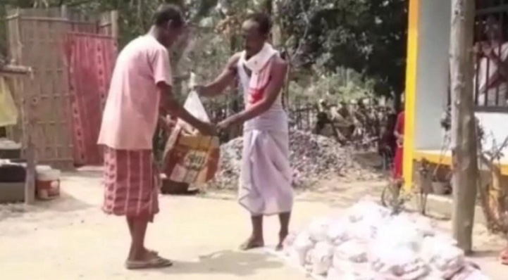 Golap Gogoi from Assam helps needy instead of performing wifes shraddha