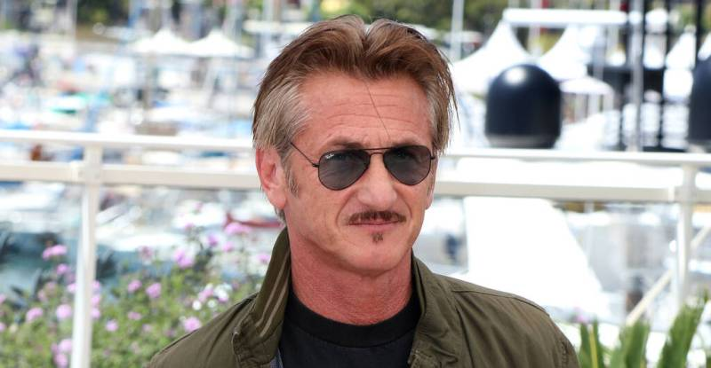 Actor Sean Penn gets tested for coronavirus with nasal swab in Los Angeles