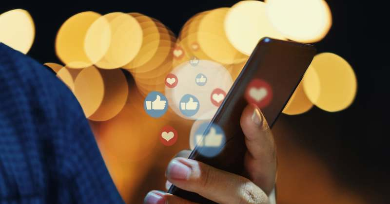 Social media may influence substance abuse in youths