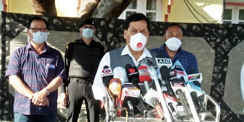 Take care of needy people, CM Sarbananda Sonowal tells Chirang district administration