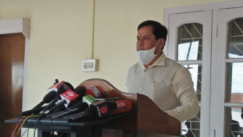Government well prepared to tackle COVID-19 outbreak, assures Sarbananda Sonowal