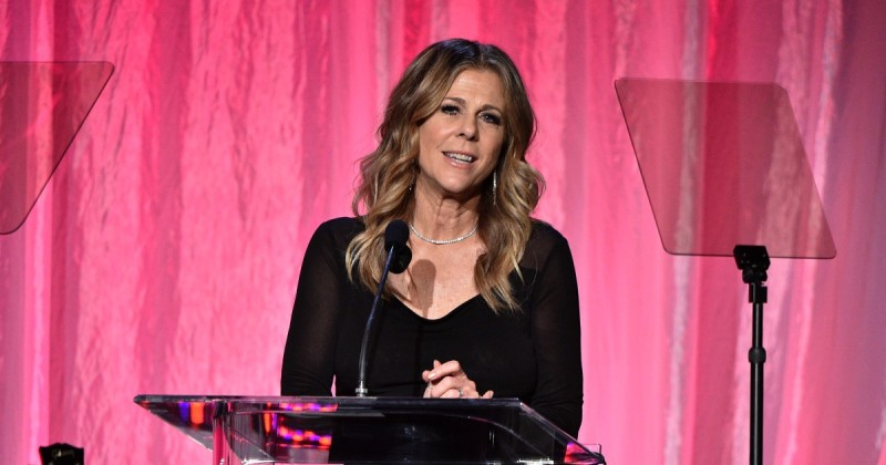 Actress Rita Wilson on 'extreme side effects' of chloroquine