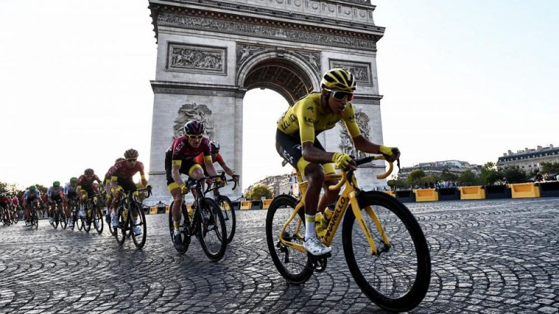 Covid 19 Pandemic Tour De France Loses Its Original Date From June To July Sentinelassam
