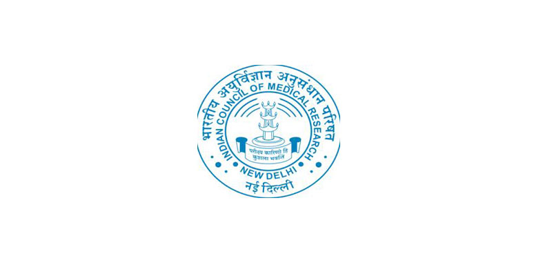Indian Council of Medical Research Recruitment 2020