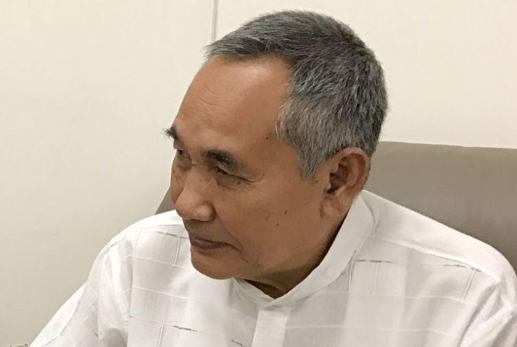 Manipur Deputy Chief Minister Y Joykumar Singh stripped of all his portfolios