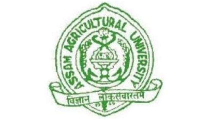 Assam Agricultural University Recruitment for Senior Research Fellow