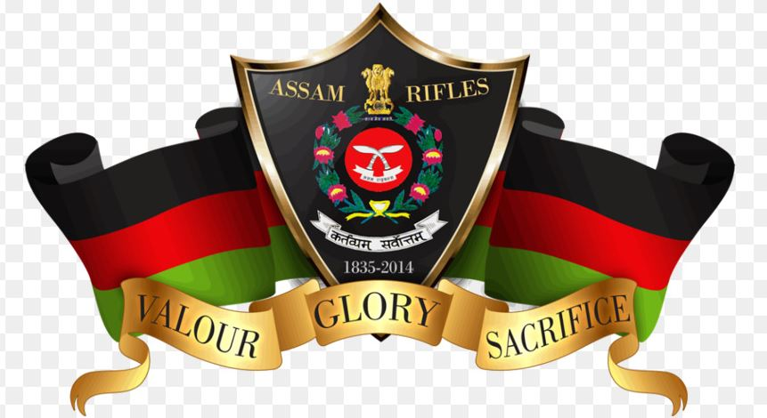 Assam Rifles distributes food items to Naba Prabhat orphanage in Tezpur