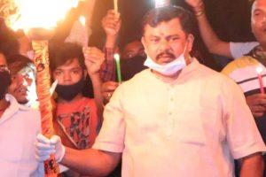 Telangana's BJP MLA