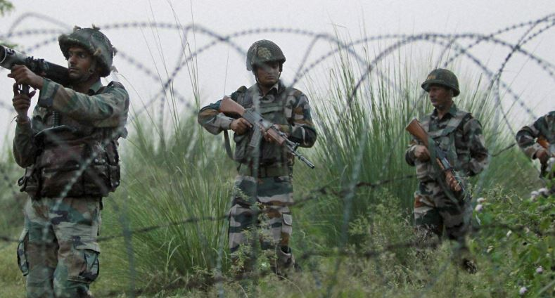 Heavy firing and shelling exchanges on LoC in Jammu & Kashmir