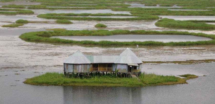 Assam Rifles extends aid to people on Loktak Lake in Bishnupur district of Manipur