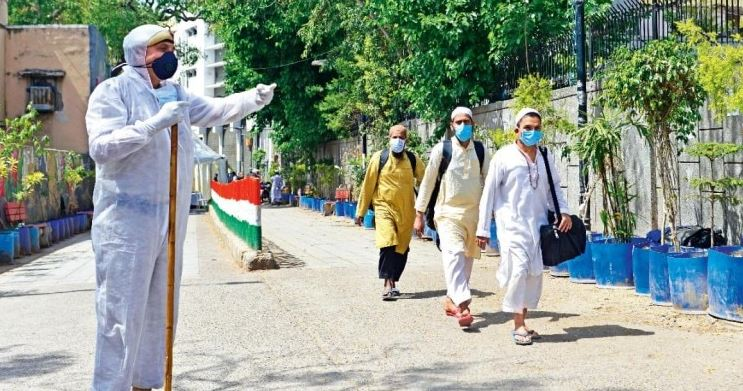 2 Assamese, 13 Bangladeshis who attended Nizamuddin event home quarantined in Thane