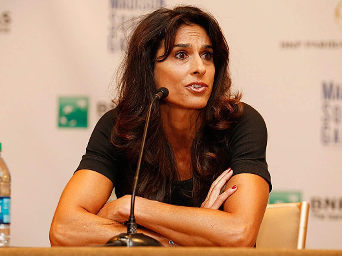 Gabriela Sabatini 'doubts' tennis can return in 2020