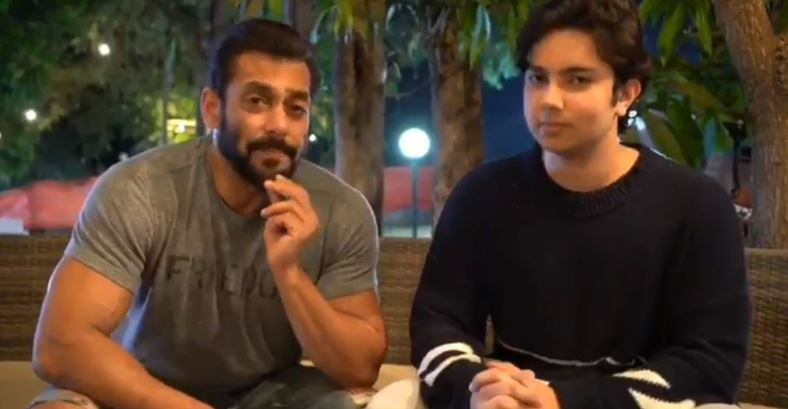 Salman Khan bravely says he is scared; urges fans to stay at home during lockdown