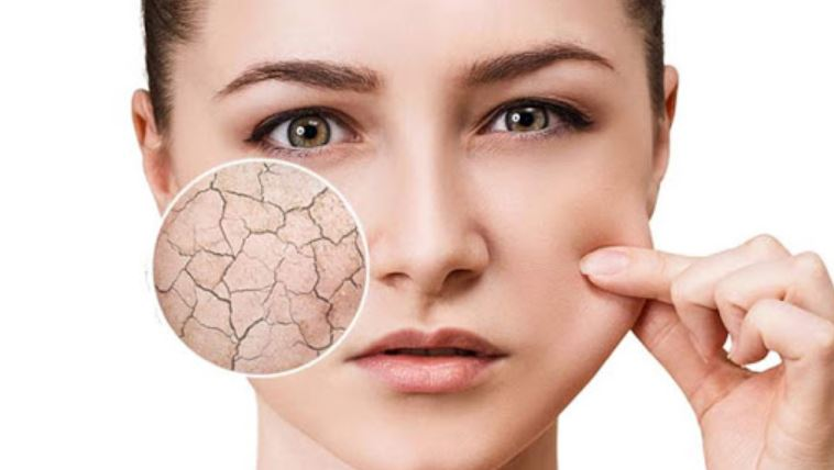 what to use for dehydrated skin