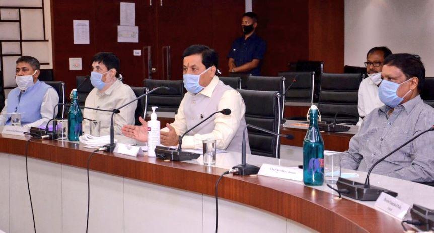 May extend lockdown hints Chief MinisterSarbananda Sonowal