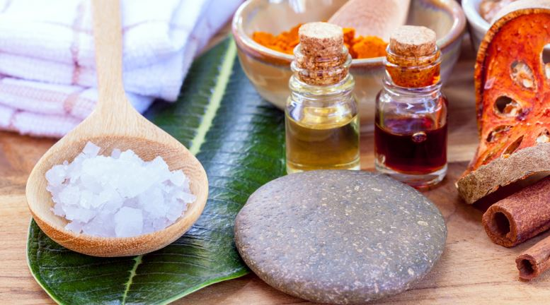 Here are some easy natural spa treatments you can make at home