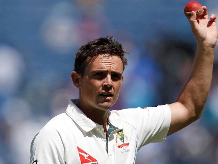 Australian spinner Steve O'Keefe retires from First Class cricket