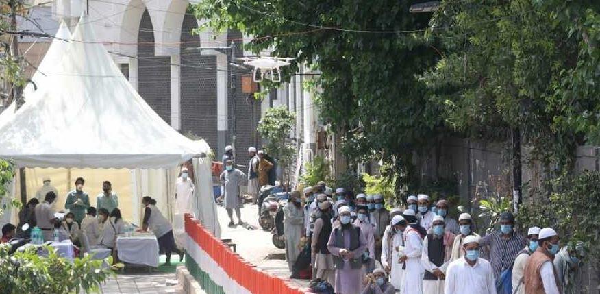 Criminal cases against hiding Tablighi Jamaatis